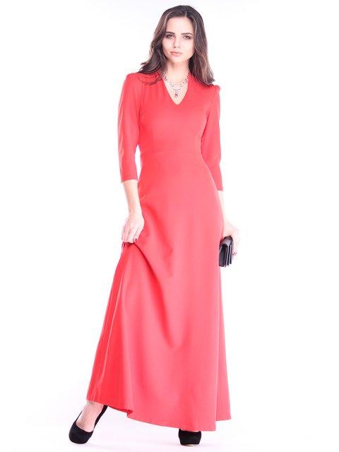 Платье красное Maurini 2995954