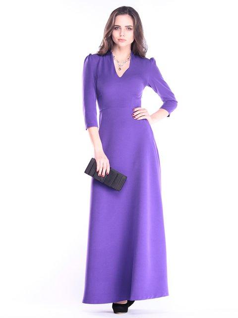 Платье фиолетовое Maurini 2995955