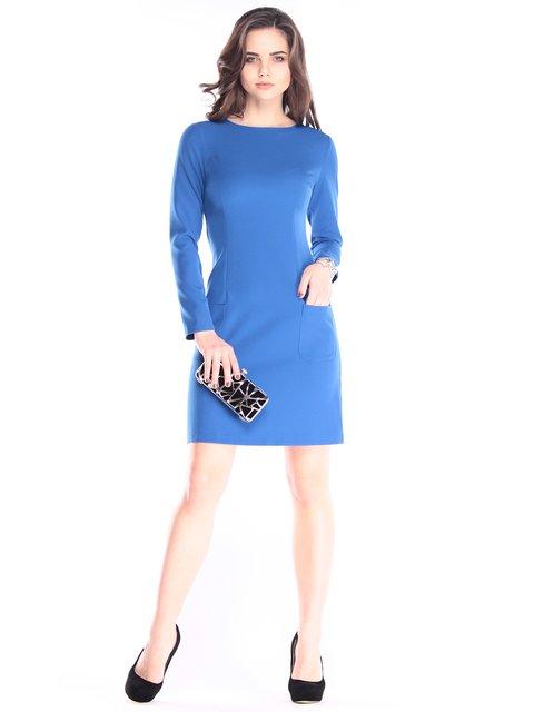 Сукня кольору електрик Rebecca Tatti 2995974