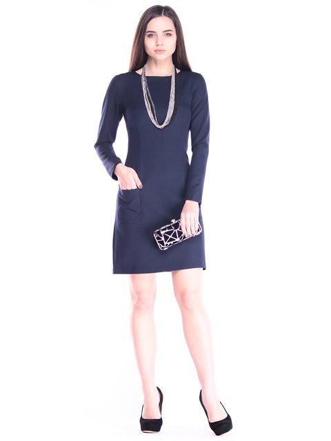 Платье темно-синее Rebecca Tatti 2995978