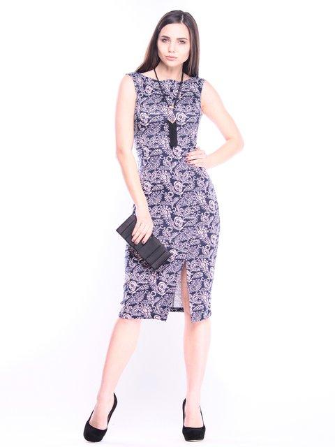 Сукня в принт Laura Bettini 3008066