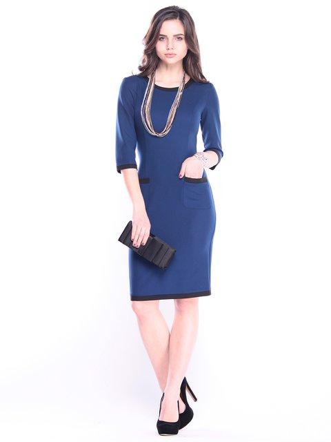 Платье синее Laura Bettini 3008090