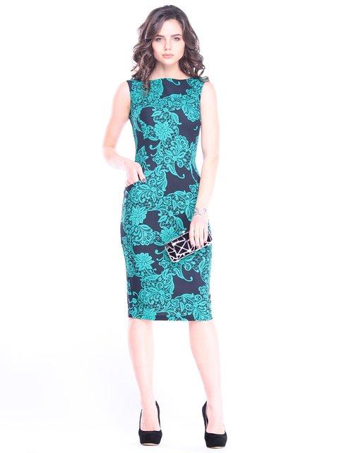 Платье в принт Dioni 3008102