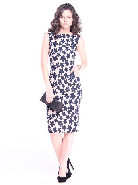 Платье в принт Dioni 3008104