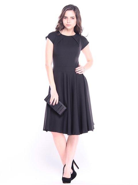 Платье черное Dioni 3008131
