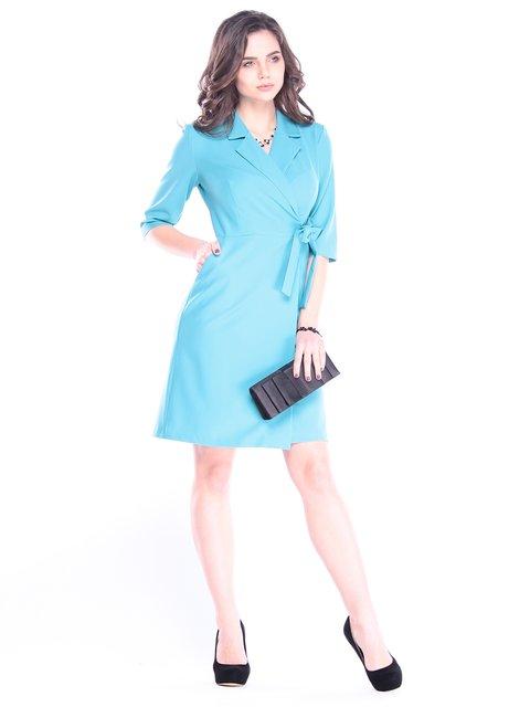 Сукня кольору зеленої бірюзи Dioni 3008146