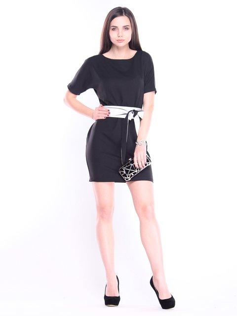 Сукня чорно-молочного кольору Maurini 3008157