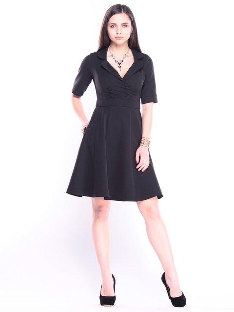 Платье черное Maurini 3008166