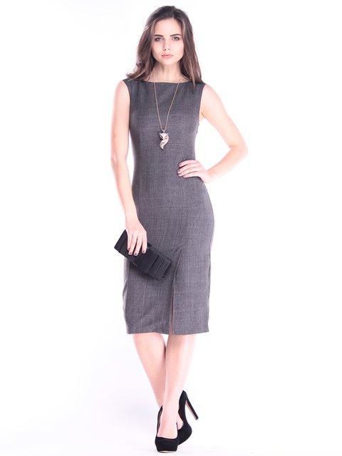 Сукня графітова Rebecca Tatti 3008175