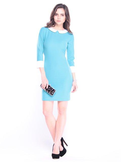 Сукня кольору зеленої бірюзи Rebecca Tatti 3041124