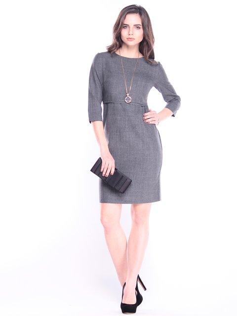 Сукня графітова Rebecca Tatti 3041131