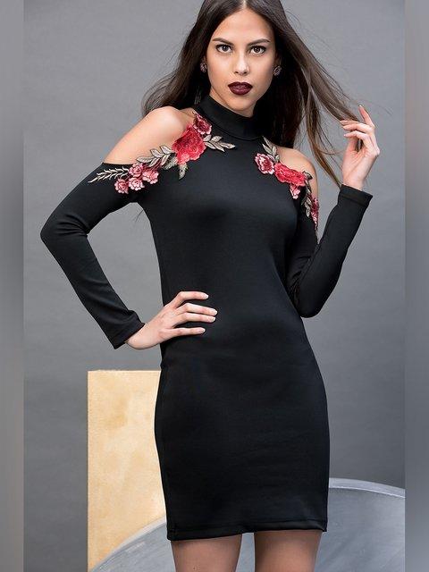Сукня чорна MODAMORE FASHION 3049384