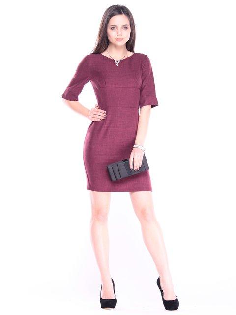 Сукня темно-сливова Laura Bettini 3061071