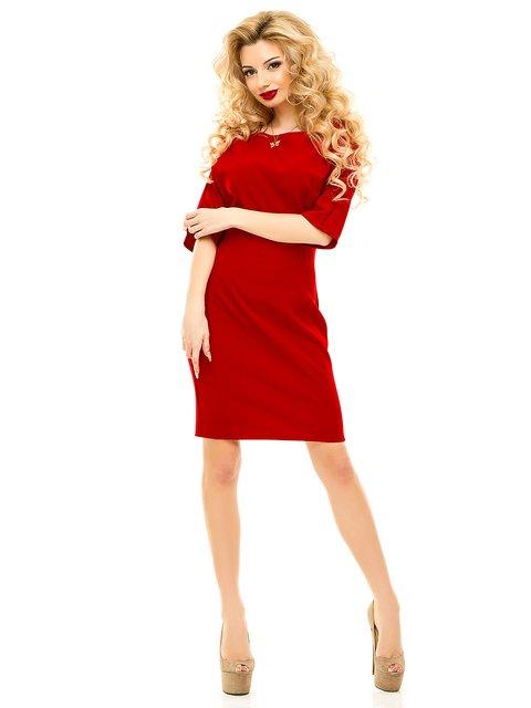 Сукня червона ELFBERG 3064354