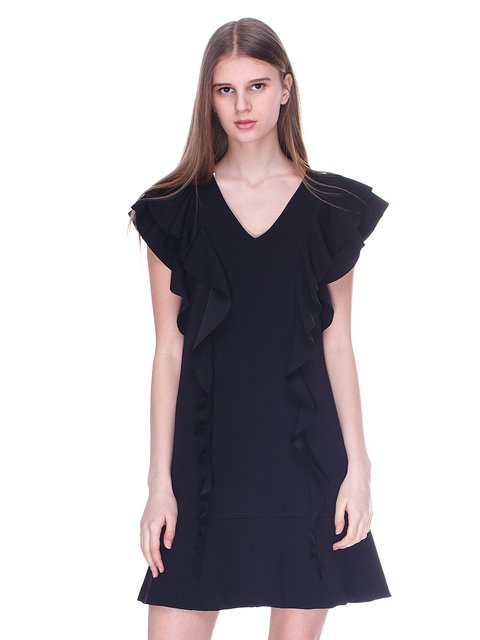 Платье черное Rinascimento 3054183