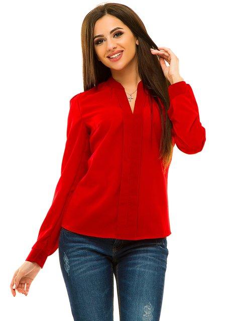 Блуза червона Exclusive. 3067946