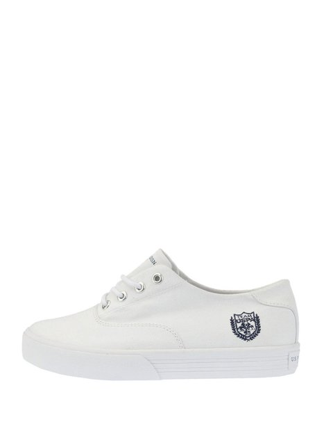 Кеди білі US Polo 3081445