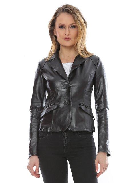 Куртка черная L.Y.N.N by Carla Ferreri 1315275