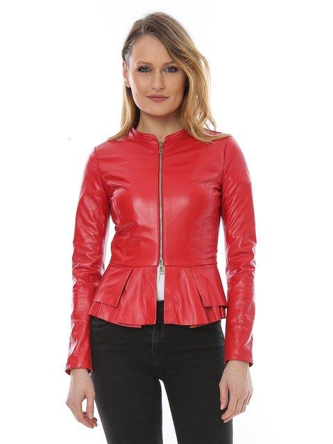 Куртка червона Mangotti 2646113