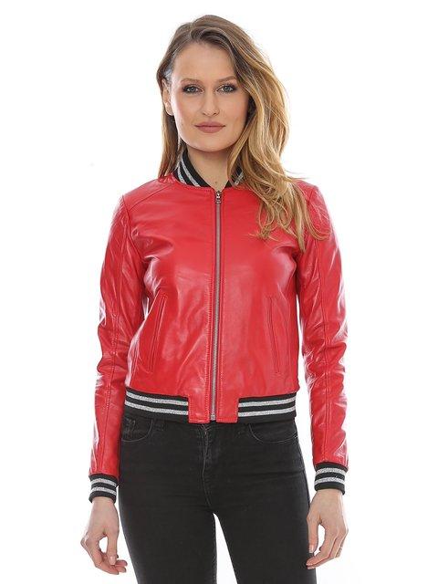Куртка червона Renata Corsi 3010531