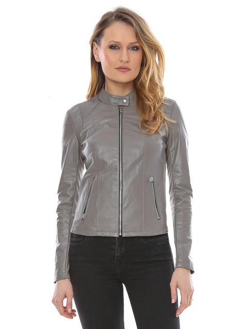 Куртка сіра L.Y.N.N by Carla Ferreri 3010743