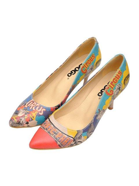 Туфлі в принт DOGO 3081076