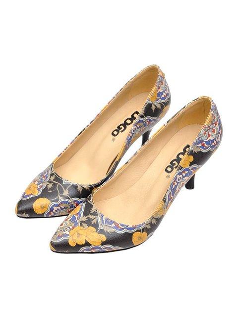 Туфлі в принт DOGO 3081077