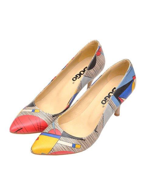 Туфлі в принт DOGO 3081079