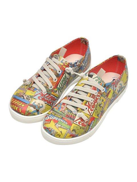 Туфлі в принт DOGO 3081205