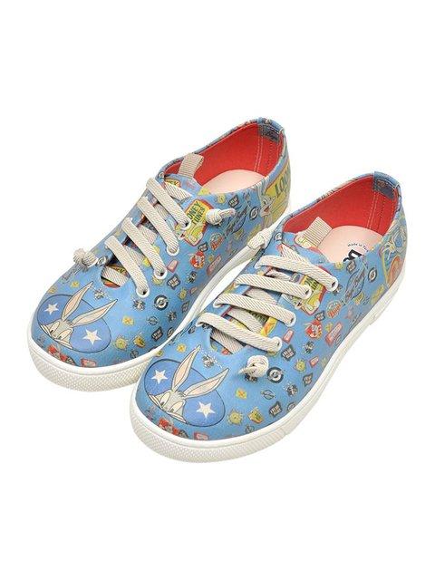 Туфли в принт DOGO 3081206