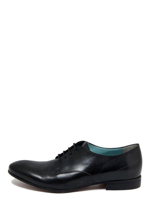 Туфлі чорні Sax 3091143