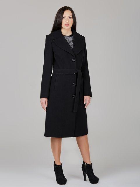 Пальто чорне DANNA 2932120