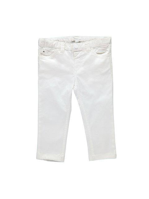 Штани білі Krytik 3095347