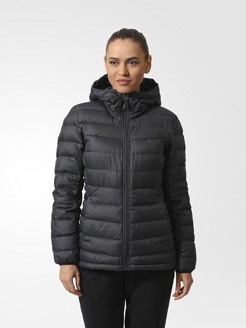 Куртка чорна Adidas 2494536