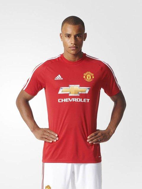 Футболка красная Adidas 3022759