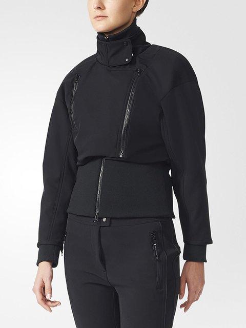 Кофта черная Adidas 3023011