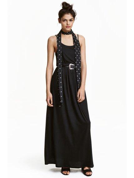 Платье черное H&M 3070141