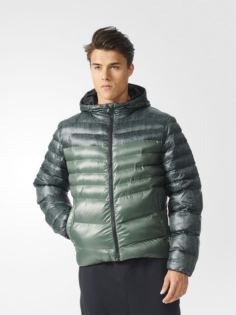Куртка темно-зеленая Adidas 3022834
