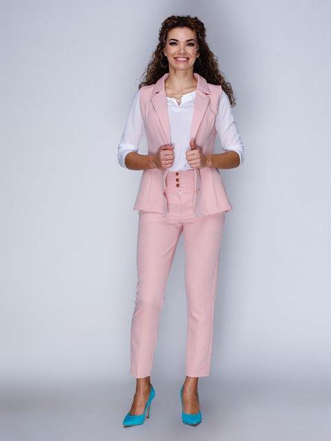 Комплект: жилет и брюки укороченные Marc Vero Maxxi 3068006