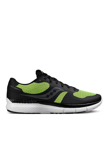 Кросівки чорні Trinity SAUCONY 3102762