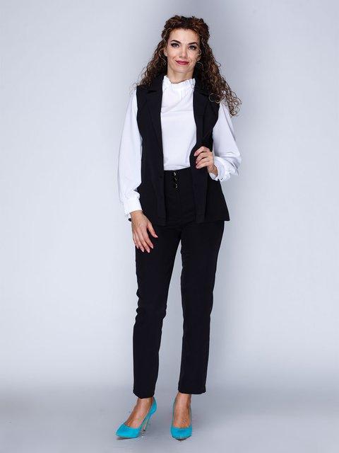 Комплект: жилет и брюки укороченные Marc Vero Maxxi 3086298