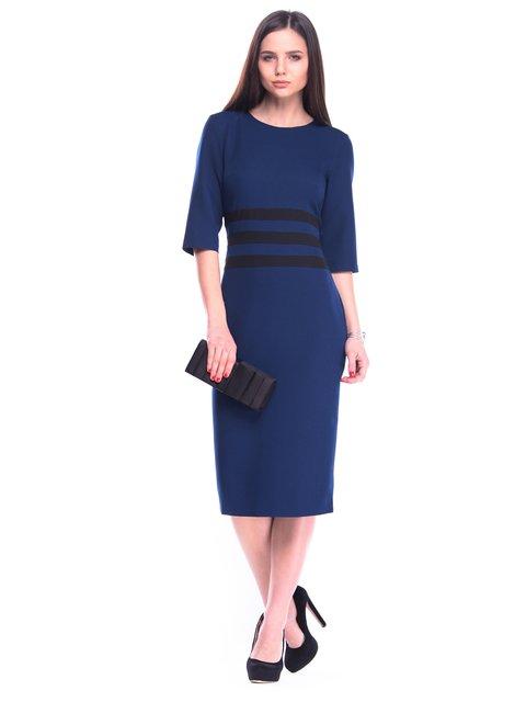Сукня синьо-чорного кольору Maurini 3106363