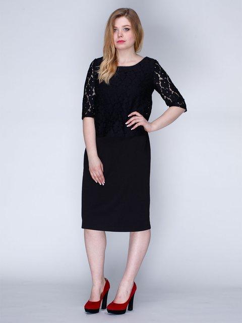 Сукня чорна Marc Vero Maxxi 2820267