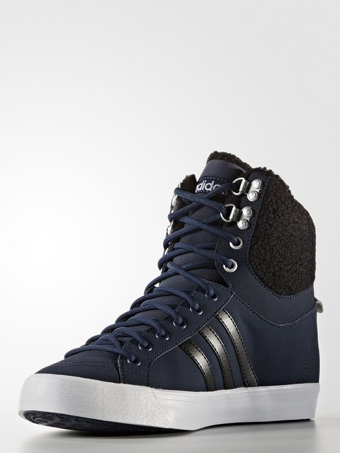 Кроссовки темно-синие Adidas 2848944