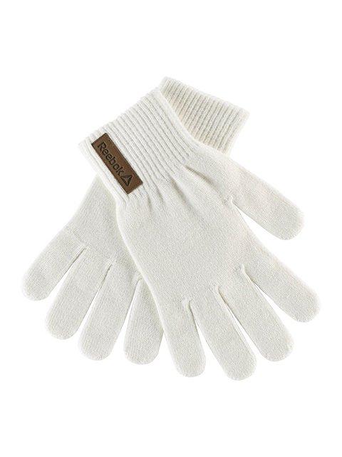 Перчатки белые Reebok 2977955