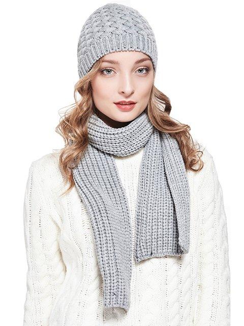 Комплект: шапка и шарф Nothing But Love 3128427