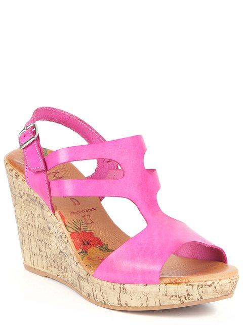 Босоніжки рожеві Marila 3128708