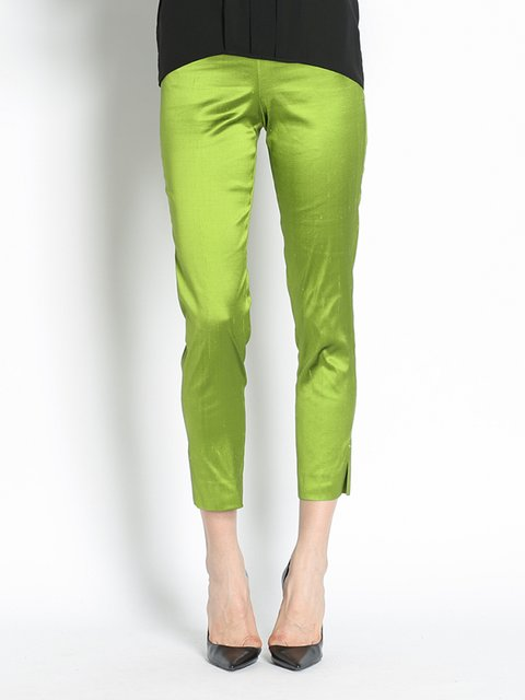 Брюки зеленые Pt0w 2189239