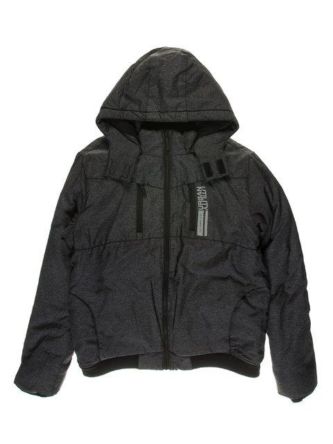 Куртка темно-сіра S.Oliver 3103998