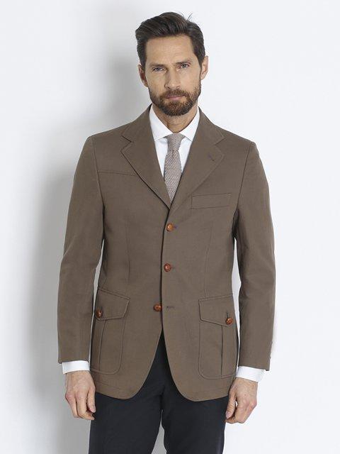 Піджак коричневий Marche Varie 2210848